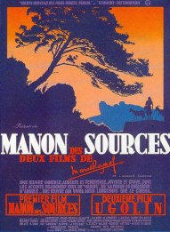 Affiche Manon des Sources