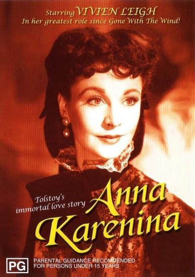 Anna Karenine - Vivien Leigh
