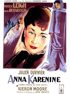 Anna Karenine - Affiche