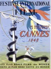 1946 : le Festival international du film, futur Festival de Cannes, est lancé.