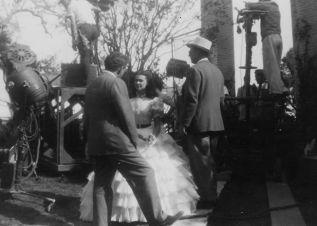 George Cukor et Vivien Leigh