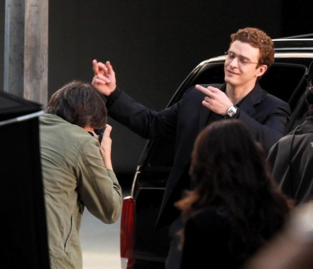 The Social Network - Tournage