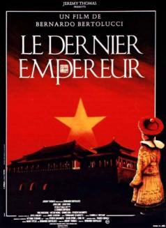 Le dernier empereur affiche