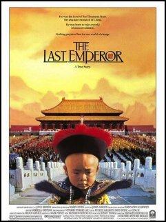 The Last Emperor affiche