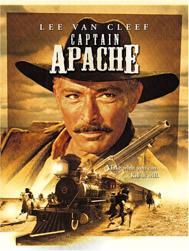 van cleef - Captain Apache