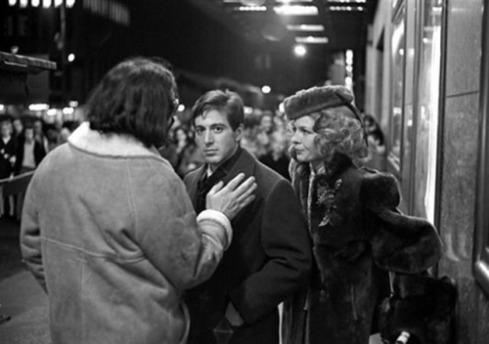 Avec Al Pacino & Diane Keaton